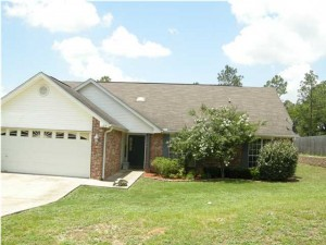 Crestview Florida pool home