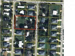 Mary Esther Florida lot for sale