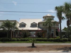 Shades Restaurant Rosemary Beach