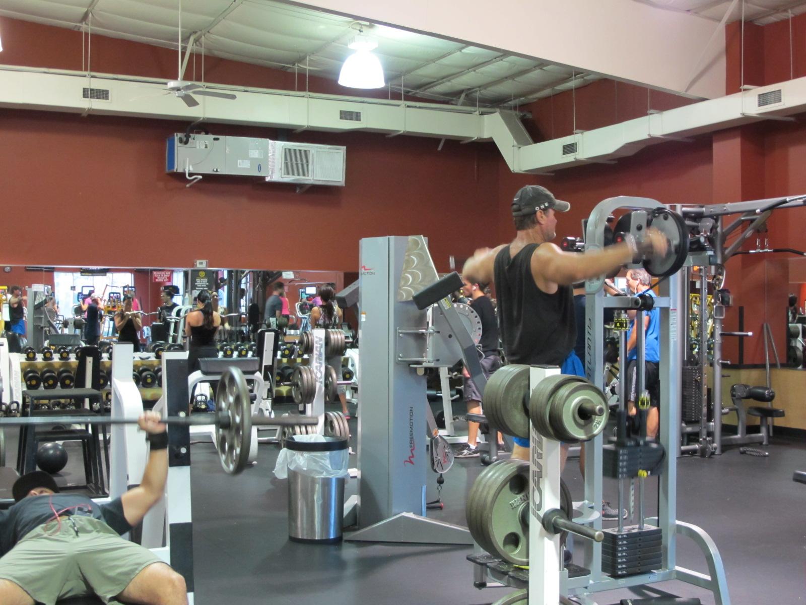 Gold S Gym Santa Rosa Beach Florida