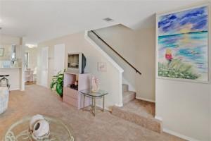 Livingroom Stairs