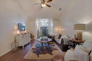 Living Room to Foyer Long