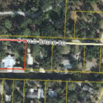 Creative Investors! 4 Canal Front Lots – Homes – Need Work – Santa Rosa Beach FL