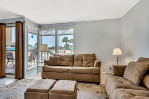 cove condo 1009 first floor one bedroom remodeled destin florida
