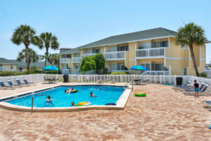 Sandpiper Cove Pool view