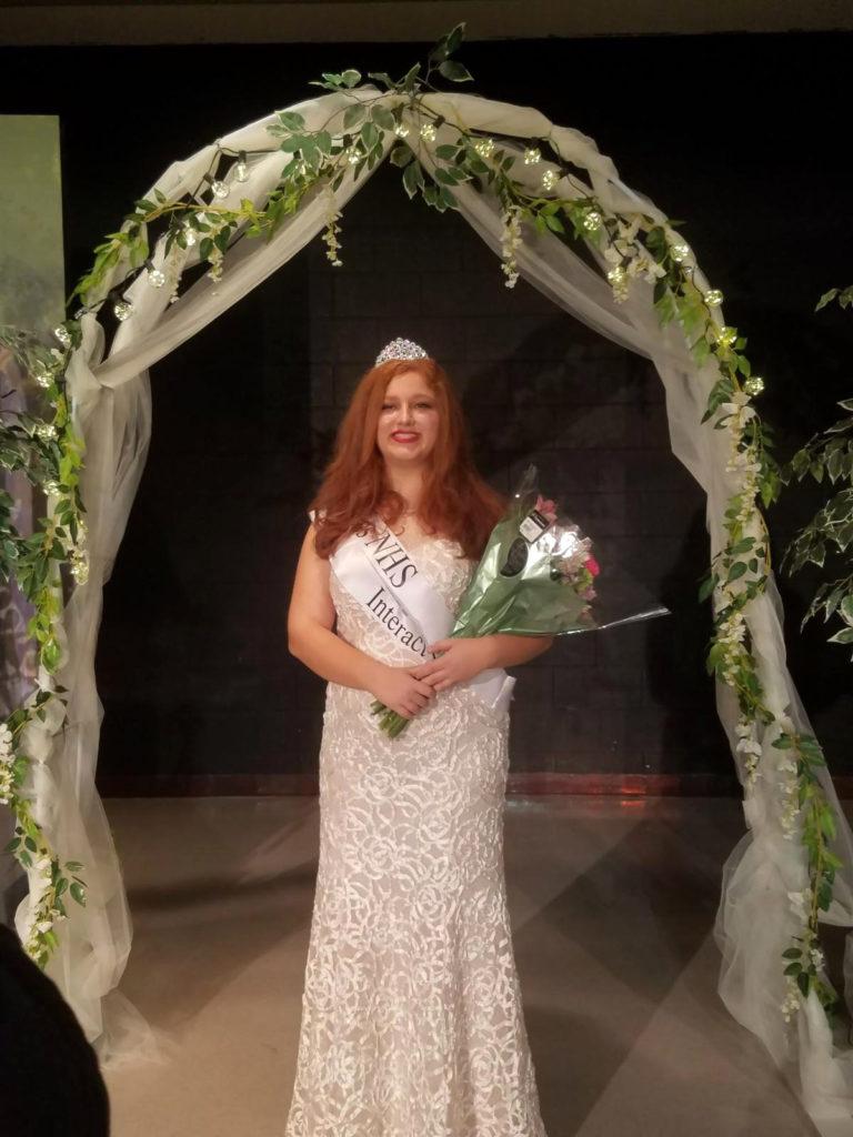 Isabella Dominitz Miss Navarre High School 2018