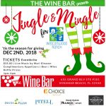 Jingle & Mingle Charity Event for Individuals with Autism – Westonwood Ranch – The Wine Bar, Miramar Beach FL